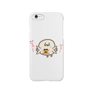 Don't mind しーちゃん Smartphone cases