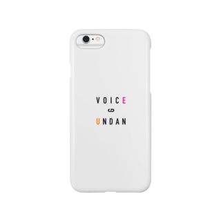 voice軍団のvoice no item Smartphone cases