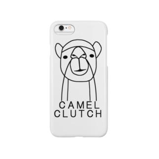 キャメルクラッチ Smartphone cases