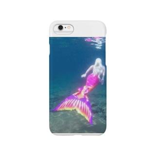 リトルマーメイド Smartphone cases