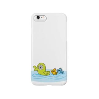 多分これは鳥。 Smartphone cases