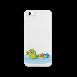 CUBIC ITEMの多分これは鳥。 Smartphone cases