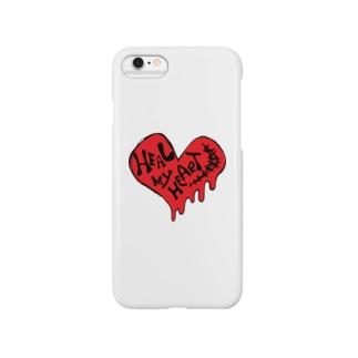 HEAL MY HEART Smartphone cases