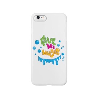 Give Me Music Smartphone cases
