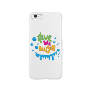 CUBIC ITEMのGive Me Music Smartphone cases
