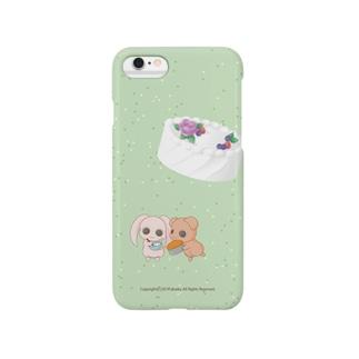 sweets(ケーキ) Smartphone cases