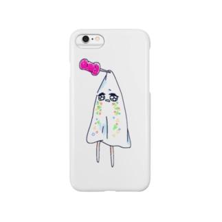 おばけきゃっち Smartphone cases