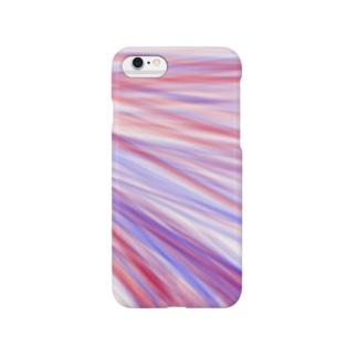 しゅわーー Smartphone cases