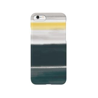 真夜中の嵐 Smartphone cases
