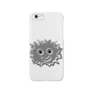 モニョモニョ Smartphone cases