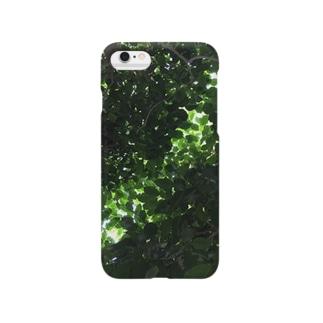しんりょく Smartphone cases