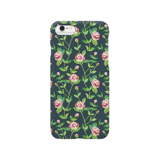 Rose pattern Smartphone cases
