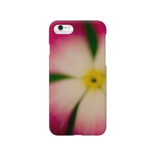 flower スマートフォンケース