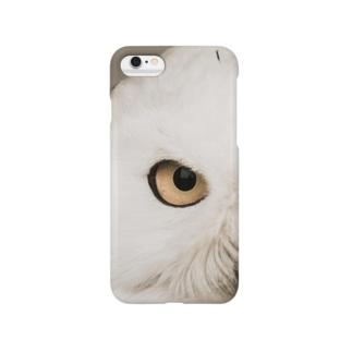 eye - owl - Smartphone cases