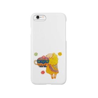宝石の紅茶と金平糖 Smartphone Case