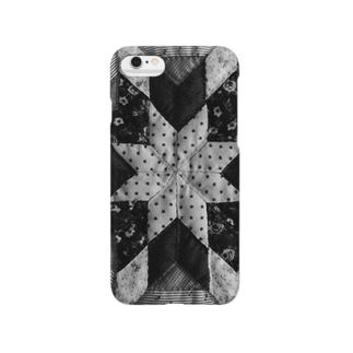 ベツレヘムの星(モノクロ) Smartphone cases