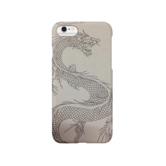 登り龍 Smartphone cases