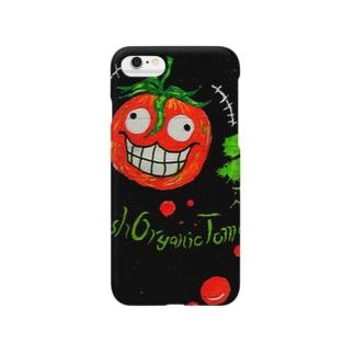 ぼくが考えたトマトジュース Smartphone cases