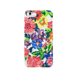 mad flowers Smartphone cases
