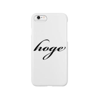 hoge Smartphone cases