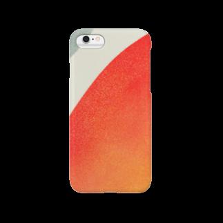 オガタののぼるスマートフォンケース