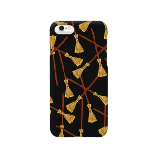 まほうのほうきのほうきばしょ Smartphone cases