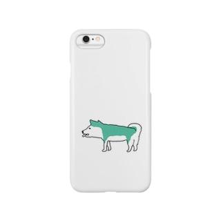 おやつこまち Smartphone cases