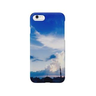 夏の終わり Smartphone cases