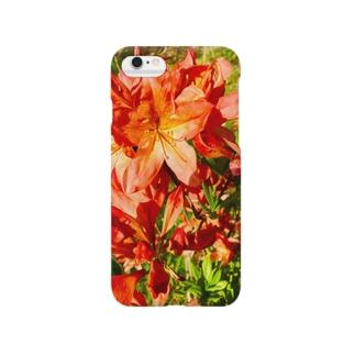 アカ Smartphone cases