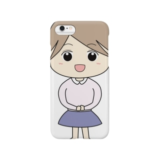 CafeSnap案内人 Smartphone cases