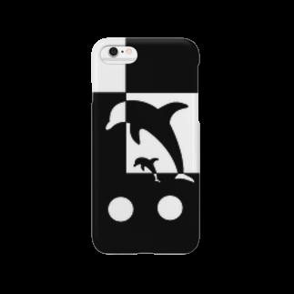 シンプルデザイン:Tシャツ・パーカー・スマートフォンケース・トートバッグ・マグカップのシンプルデザイン Smartphone cases
