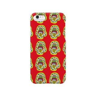 サイケデリックkinoco Smartphone cases