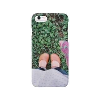 あしもとくらぶ Smartphone cases