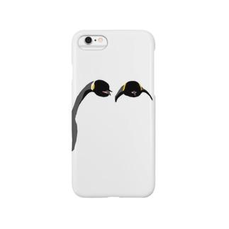 コウテイペンギン Smartphone cases