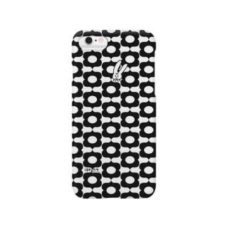 ほわウサ(Hello!) スマホケース Smartphone cases
