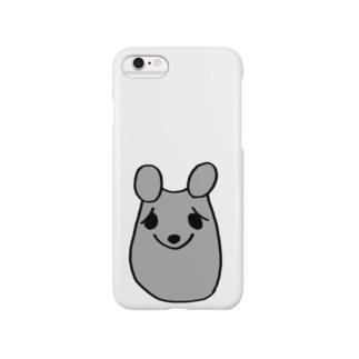 困ったちゃん~ねずみ~ Smartphone cases