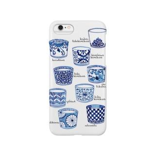 そばちょこコレクション Smartphone cases