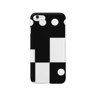 シンプルデザイン Smartphone cases
