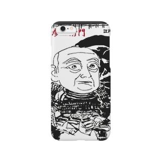 大久保彦左衛門 Smartphone cases