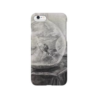 フラスコ登山 Smartphone cases