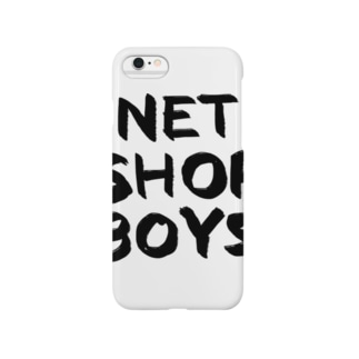 NET SHOP BOYS スマートフォンケース