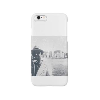 香港マフィア Smartphone cases