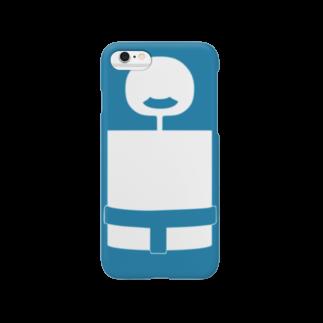 zentoyのSumoRoll logo  Smartphone cases