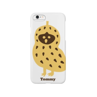【THE THREE OWL PEANUTS】Tommy Smartphone Case