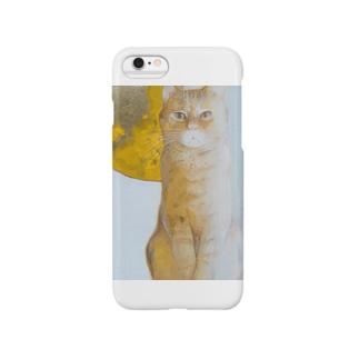 ねこたん Smartphone cases