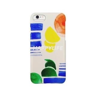 鮮やかケース Smartphone cases
