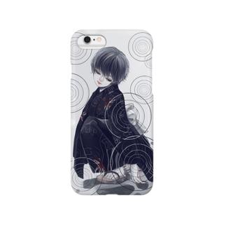 月白童子 Smartphone cases