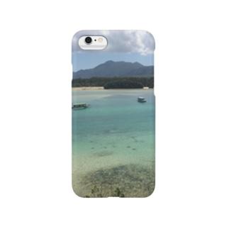 川平湾 Smartphone cases