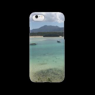 Shop Of Futureの川平湾 Smartphone cases
