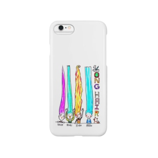 RONG HAIR Smartphone cases